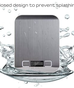 https://ineedaclean.com Stainless Steel Digital Food Kitchen Scale New Arrivals Home Appliances Kitchen Shop Material: Stainless Steel  I Need A Clean https://ineedaclean.com/the-clean-store/stainless-steel-digital-food-kitchen-scale/