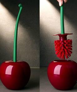 https://ineedaclean.com Cherry Shaped Toilet Brush Holder Bathroom Shop New Arrivals Style: Hand  I Need A Clean https://ineedaclean.com/the-clean-store/cherry-shaped-toilet-brush-holder/