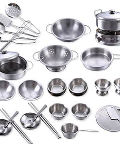 https://ineedaclean.com Kitchen Cookware Set for Children New Arrivals Kitchen Tools Material: Stainless Steel  I Need A Clean https://ineedaclean.com/?post_type=product&p=1003047