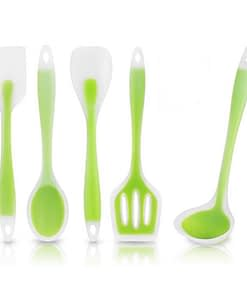 https://ineedaclean.com High Quality Heat-Resistant Eco-Friendly Silicone Kitchen Utensils Set New Arrivals Kitchen Tools  I Need A Clean https://ineedaclean.com/the-clean-store/high-quality-heat-resistant-eco-friendly-silicone-kitchen-utensils-set/