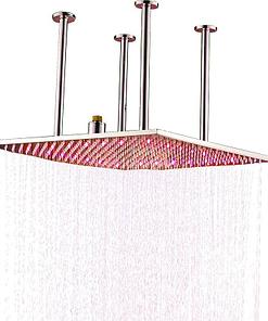 https://ineedaclean.com Chrome LED 20 inch Bathroom Faucets Head Shower Bathroom Shop Bathroom Faucets  I Need A Clean https://ineedaclean.com/the-clean-store/chrome-led-20-inch-bathroom-faucets-head-shower/