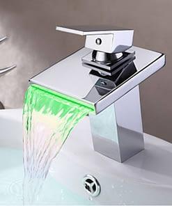 https://ineedaclean.com Bathroom Faucets LED Light Mixer Tap Bathroom Shop Bathroom Faucets  I Need A Clean https://ineedaclean.com/the-clean-store/bathroom-faucets-led-light-mixer-tap/